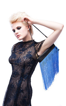 New producdouble layer lace dresst by Cristina Adami Product photo