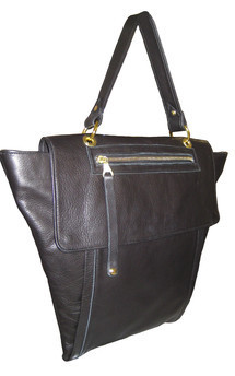 Jamie tote black by Amy George Product photo