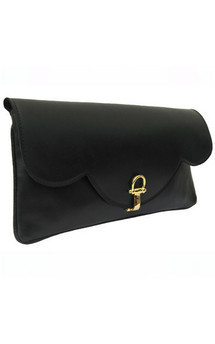 Savannah clutch black by Amy George Product photo