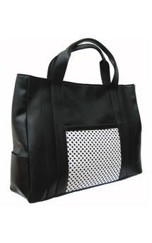 Porter tote bag black by Amy George Product photo