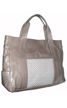 Porter tote bag grey by Amy George Product photo