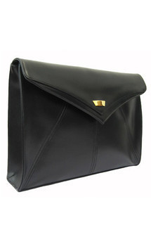Edie clutch black by Amy George Product photo