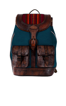 Mochata backpack teal by Beara Beara Product photo