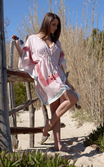 Estella kaftan by La Mandarine Beachwear Product photo